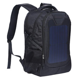 Casual Backpack Solar Usb Charge Business Backpack