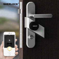 Sherlock S2 Smart Door Lock Home Keyless Lock Fingerprint
