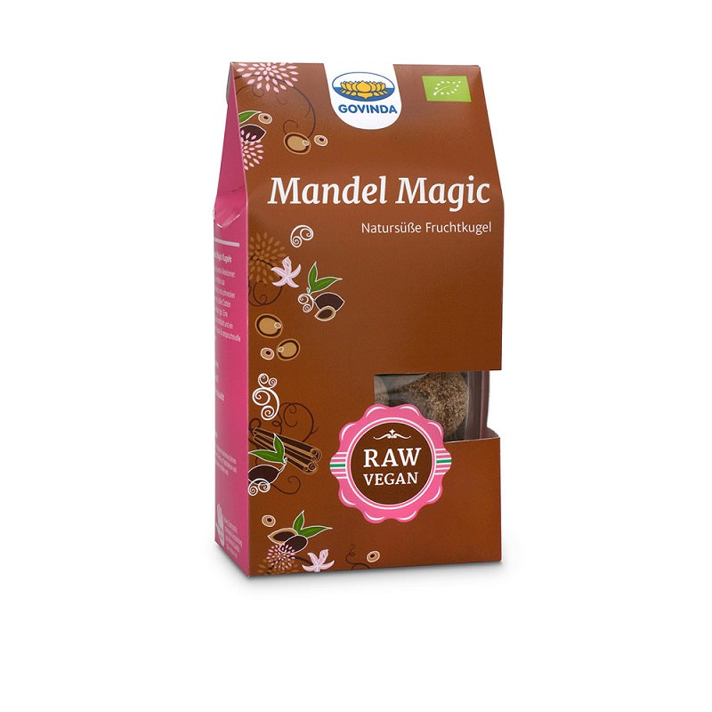 Almond Magic Makeinen