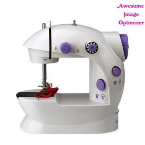 Portable Mini Handheld Electric Sewing Machine