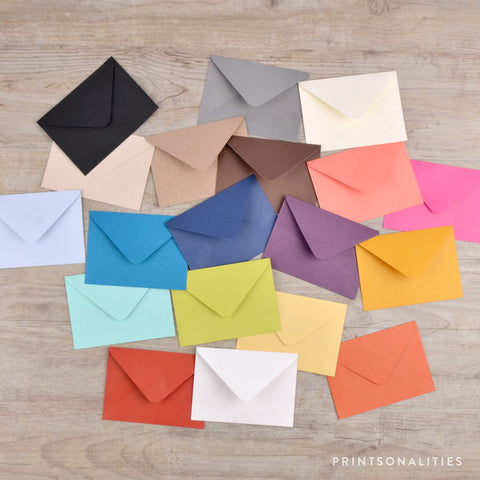 Plain Envelopes