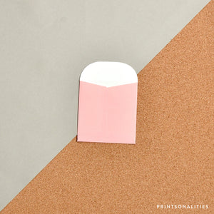 Mini Money Envelope – Blush