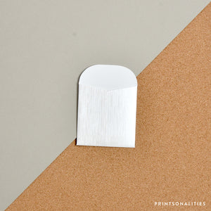 Mini Money Envelope – Brushed Shimmer