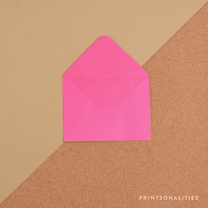 Plain Envelopes (5s) – Fuchsia