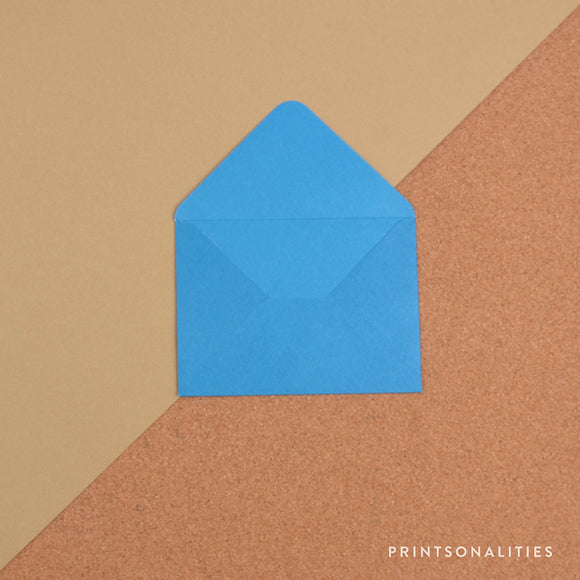 Plain Envelopes (5s) – Azure