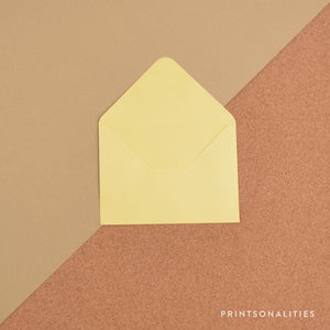 Plain Envelopes (5s) – Butter