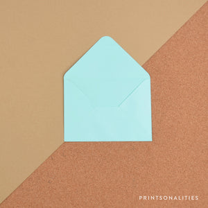 Plain Envelopes (5s) – Celeste