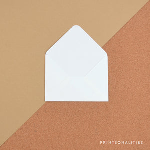 Plain Envelopes (5s) – Ecru
