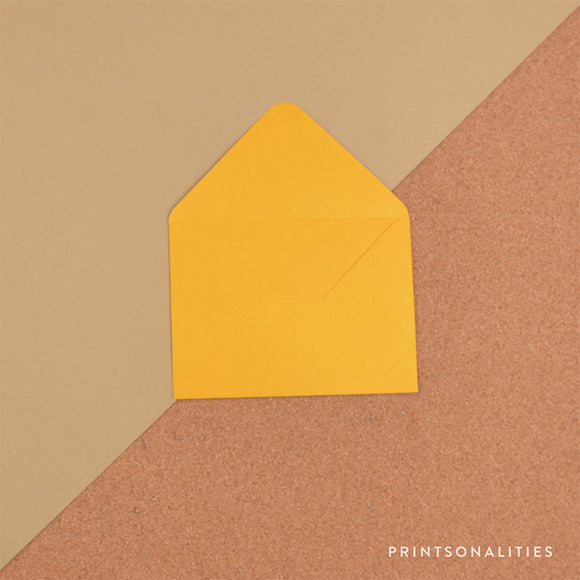 Plain Envelopes (5s) – Mustard