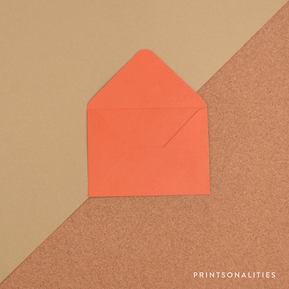 Plain Envelopes (5s) – Orange