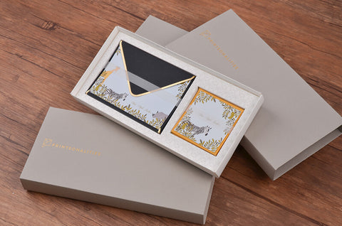 Personalized Boxed Stationery Sets