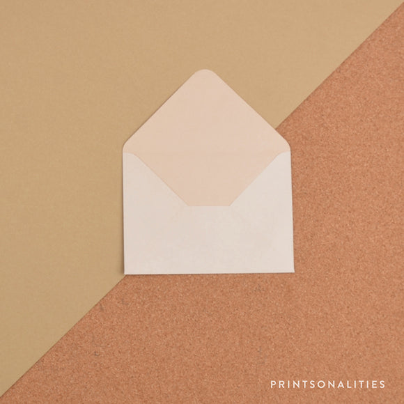 Plain Envelopes (5s) – Sand