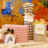 Gilded Gift Tags (24s) – Enjoy