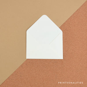 Plain Envelopes (5s) – White