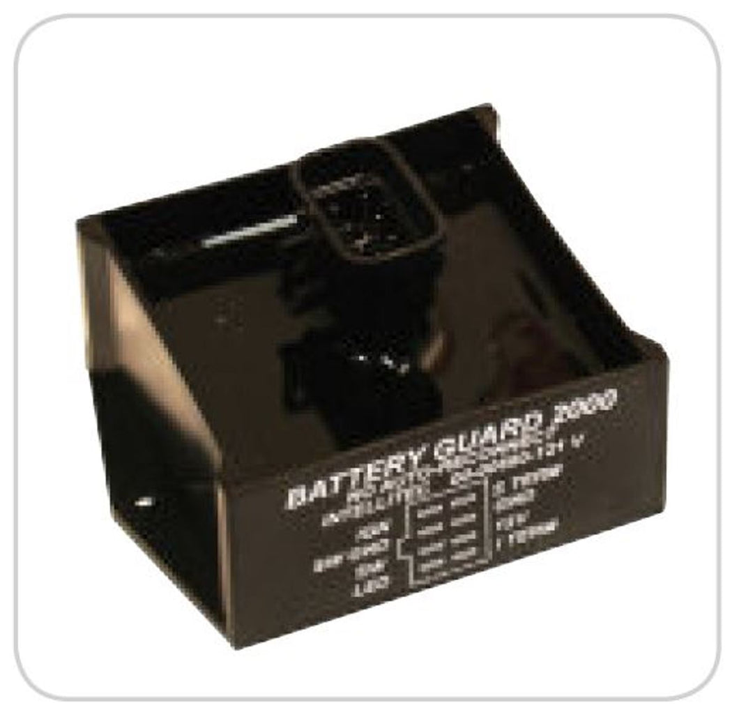 Battery Guard 2000 Module only 24V (non-auto reconnect)