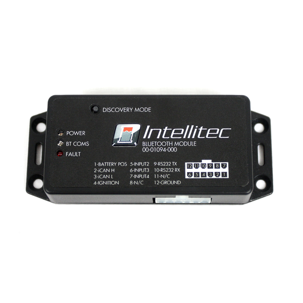 Intellitec Road Commander System Monitor Module