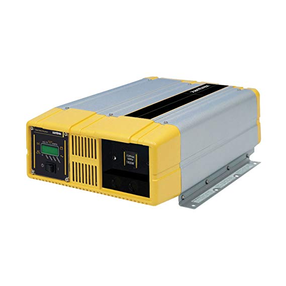Xantrex PROsine Inverter 1800 12V 1800Watts Hardwire and Transfer Switch 120VAC