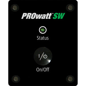 Xantrex PROwatt SW Inverter Remote with Ignition Interlock Feature