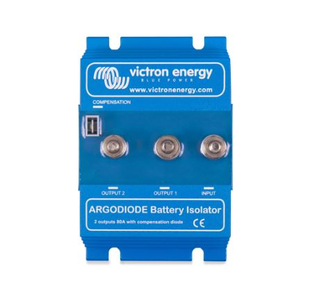 Victron Energy Argodiode 80-2SC 2 batteries 80A