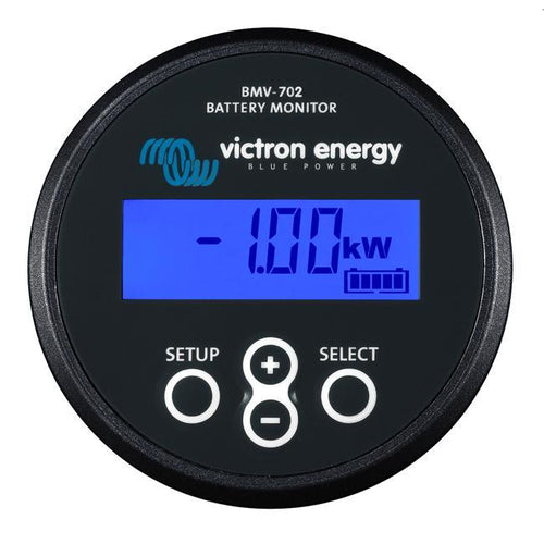 Victron Energy Battery Monitor BMV-702 BLACK