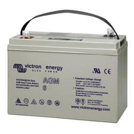 Victron Energy 6V/240Ah AGM Deep Cycle Batt.