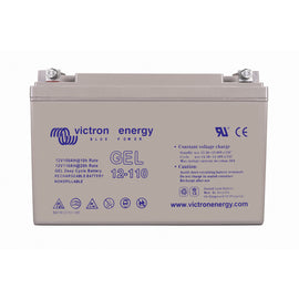 12V/110Ah Gel Deep Cycle Battery