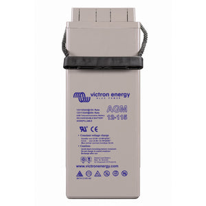 Victron Energy 12V/115Ah AGM Telecomm Battery  (M8)