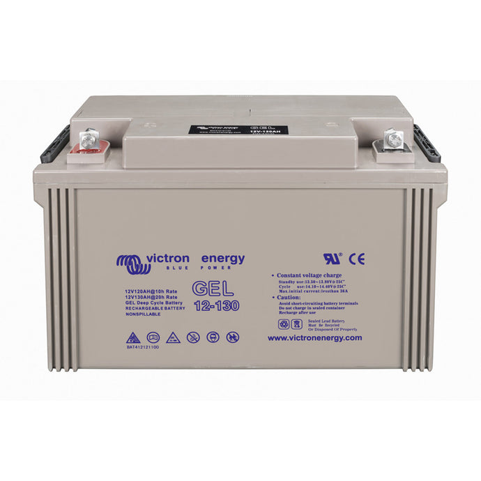 12V/130Ah Gel Deep Cycle Battery