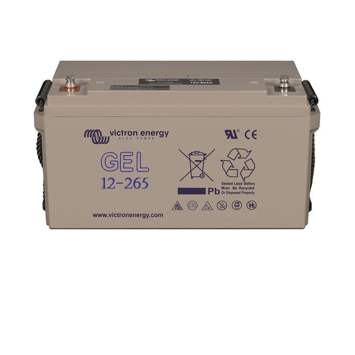 Victron Energy 12V/265Ah GEL Deep Cycle Battery (M8)