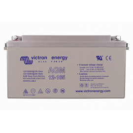 12V/165Ah AGM Deep Cycle Battery (M8)