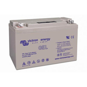 12V/165Ah Gel Deep Cycle Battery