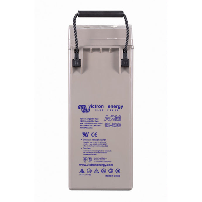 12V/200Ah AGM Telecomm Battery (M8)