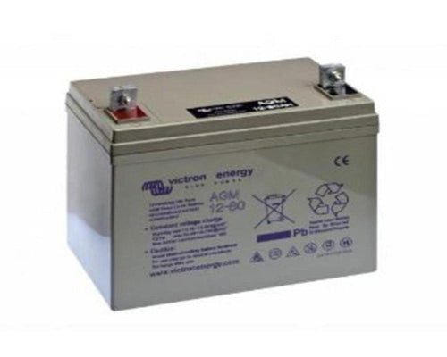 Victron Energy 12V/60Ah AGM Deep Cycle Battery