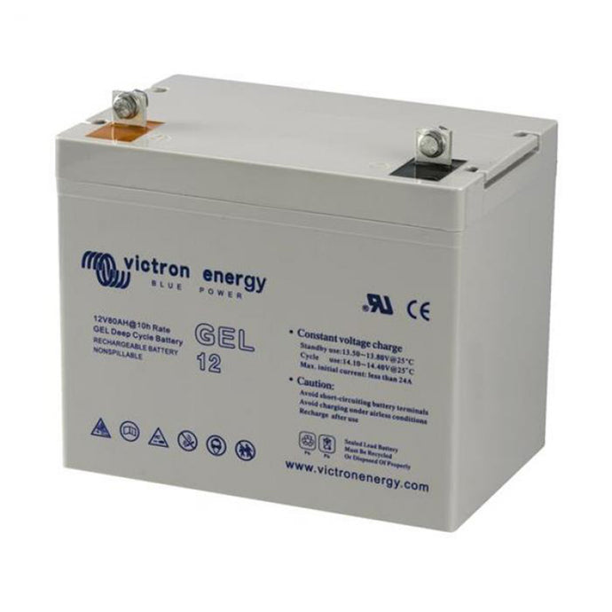 Victron Energy 12V/66Ah Gel Deep Cycle Battery