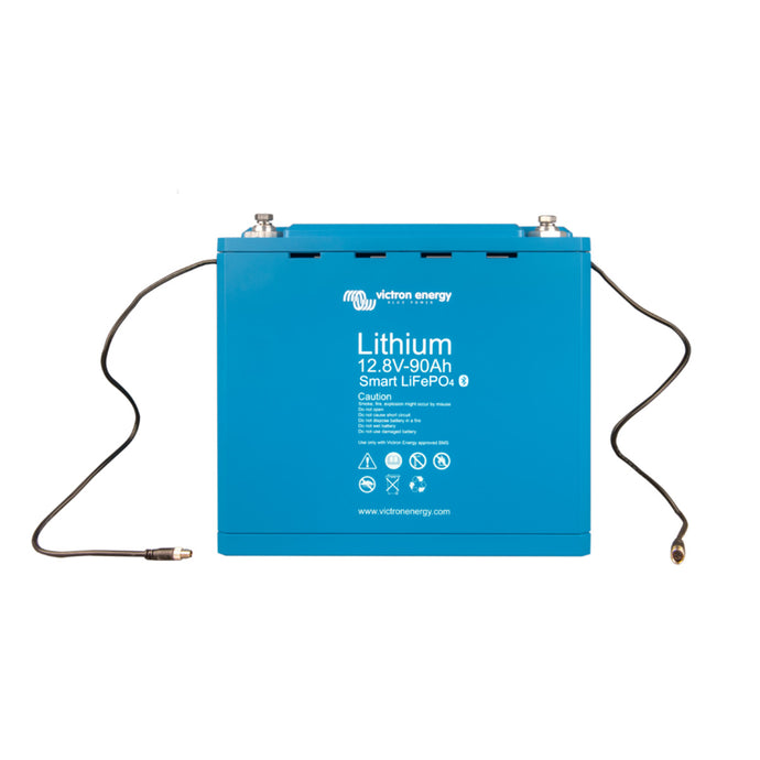 LiFePO4 Battery 12,8V/100Ah Smart