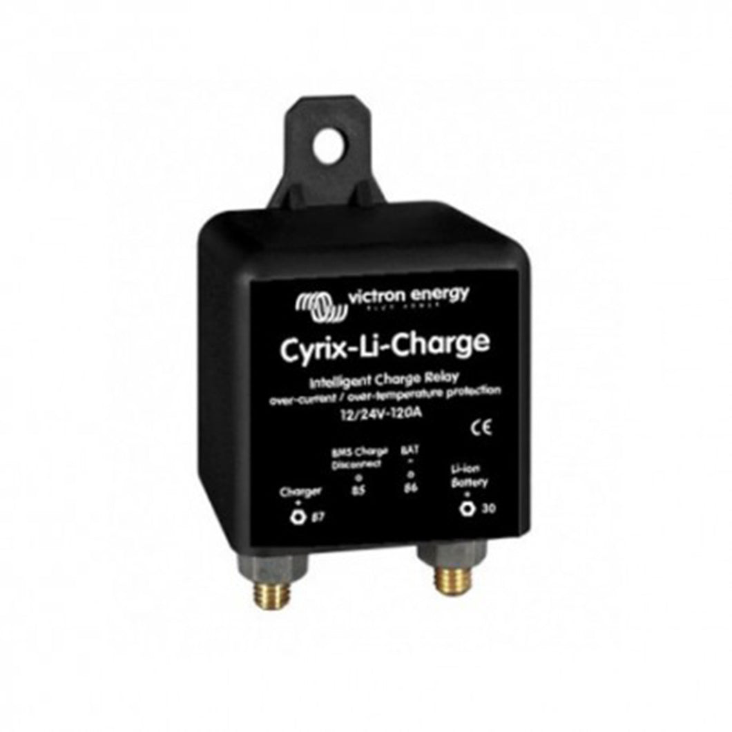 Victron Energy Cyrix-Li-charge 24/48V-120A intelligent charge relay