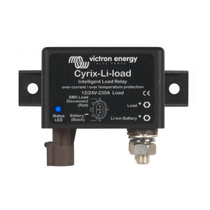 Cyrix-Li-load 24/48V-230A intelligent charge relay