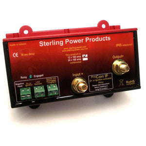 Sterling Power Ignition Feed Relay 24V 150A