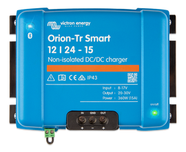 Victron Energy Orion-Tr Smart 12/24-15A (360W) Non-isolated DC-DC charger
