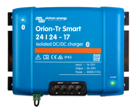 Victron Energy Orion-Tr Smart 24/24-17A (400W) Isolated DC-DC charger