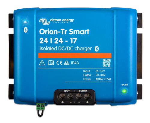Victron Energy Orion-Tr Smart 24/12-20A (240W) Isolated DC-DC charger