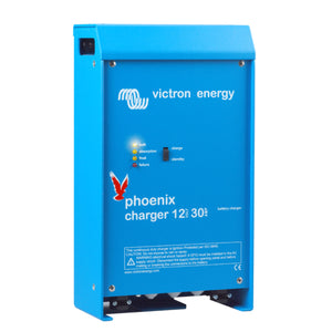 Victron Energy Phoenix Charger 12/30 (2+1) 120-240V