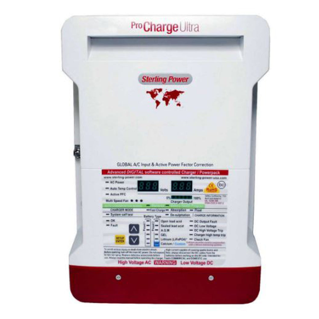 Pro-Charge Ultra Battery Charger AC-DC 12V 50A