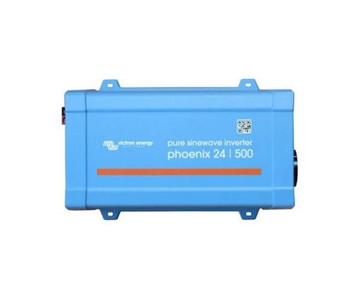 Victron Energy Phoenix Inverter 24/500 120V VE.Direct NEMA 5-15R