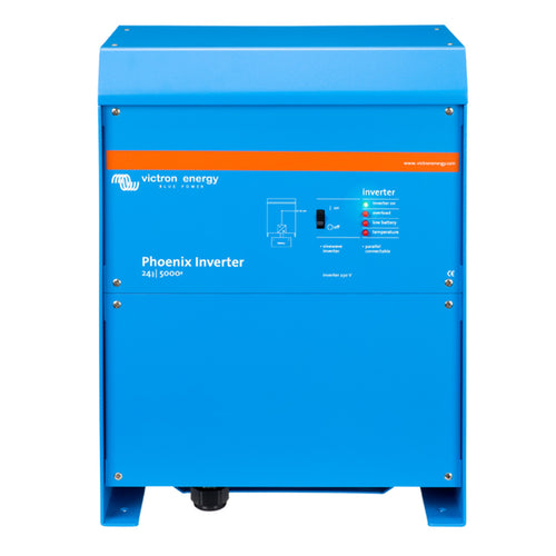 Victron Energy Phoenix Inverter 24/5000 230V VE.Bus