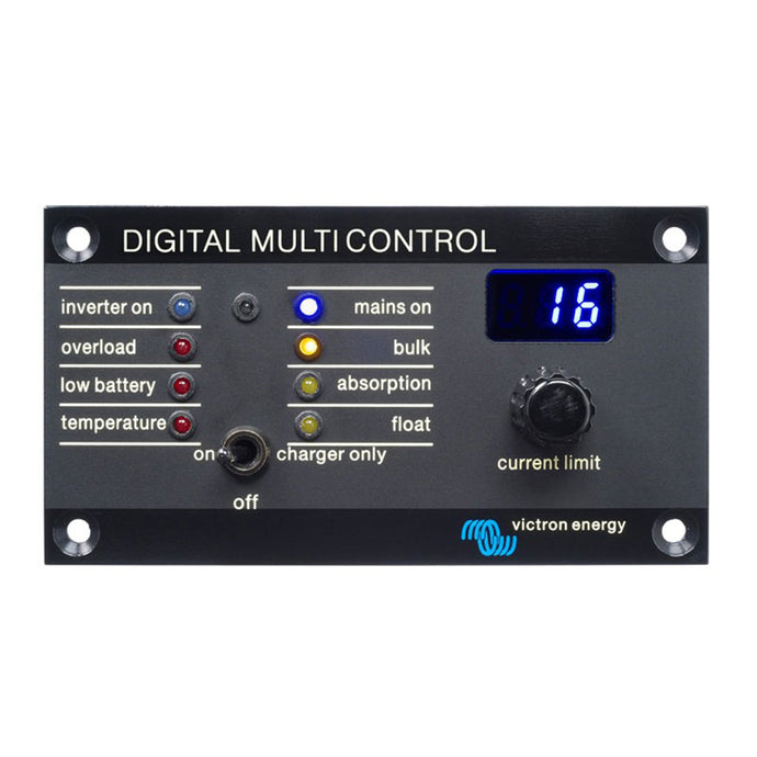 Victron Energy Digital Multi Control 200/200A