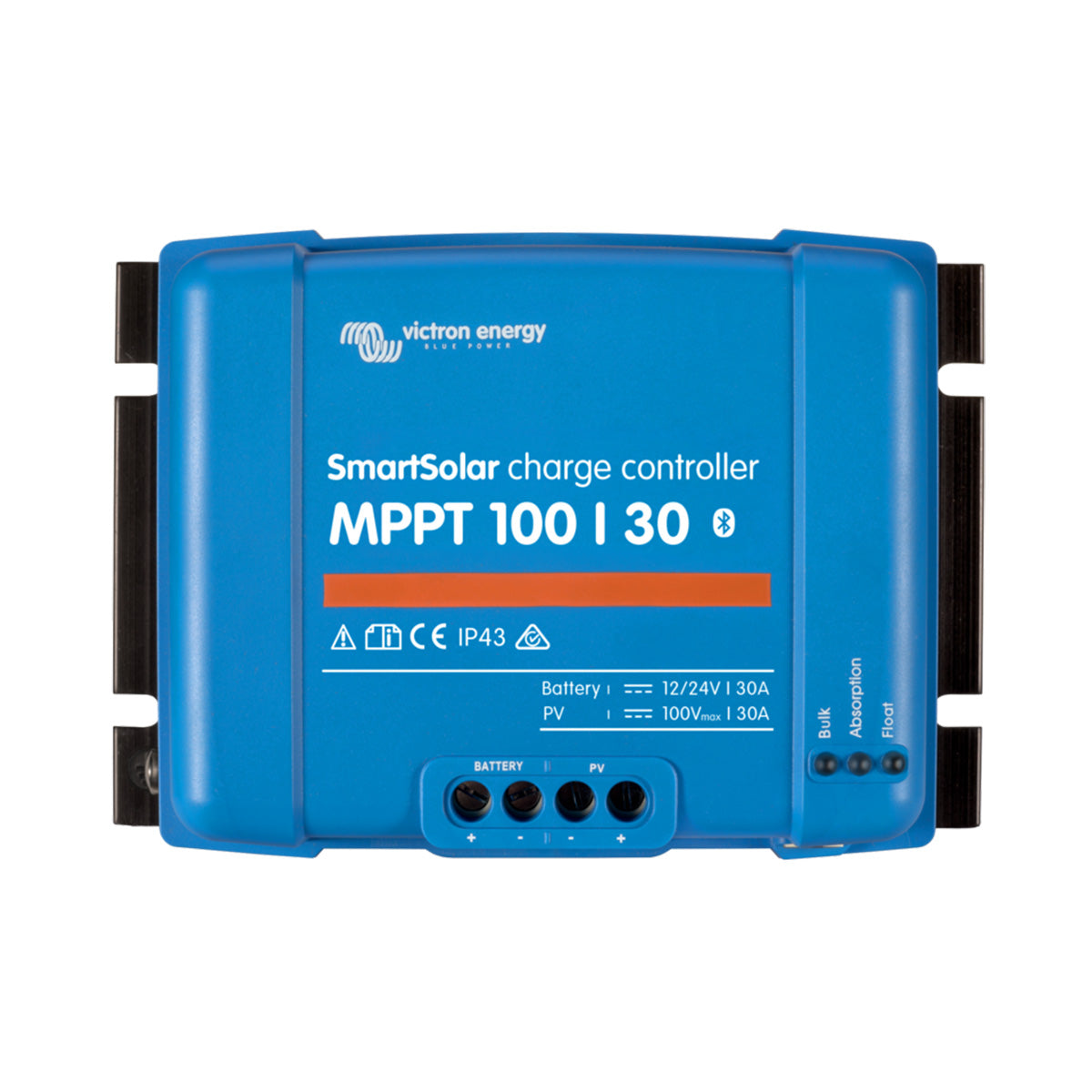Victron Energy SmartSolar MPPT 100/30 Charge Controller with built-in Bluetooth