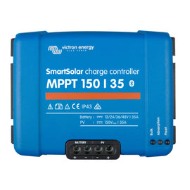 Victron Energy SmartSolar MPPT 150/35 Charge Controller with built-in Bluetooth