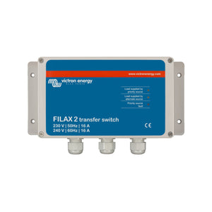 Filax 2 Transfer Switch CE 110V/50Hz-120V/60Hz