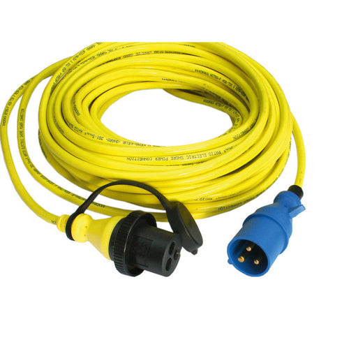 Shore Power Cord 25m 32A/250Vac (3x6sqmm)
